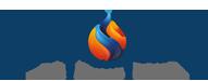 Pure LPG Gas Logo